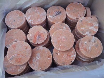 Медальоны лососевые мороженые весовые